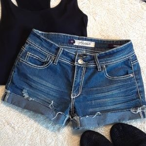 VIGOLD Jean shorts